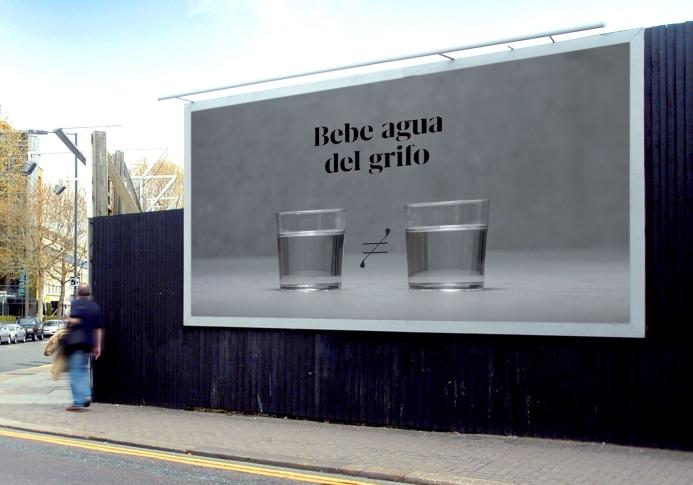 Valla Bebe agua del grifo Aguas de Murcia